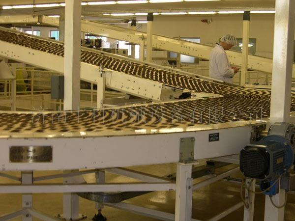 食品饼干生产输送系统