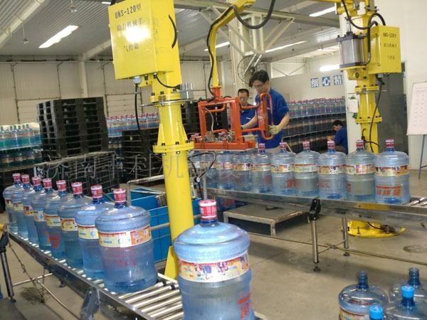桶装水输送系统