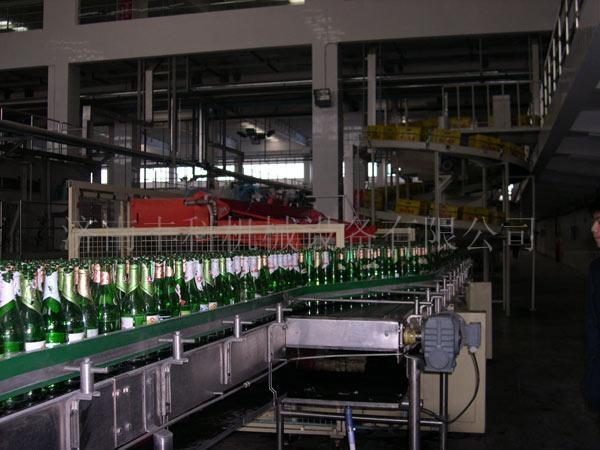 啤酒输送系统