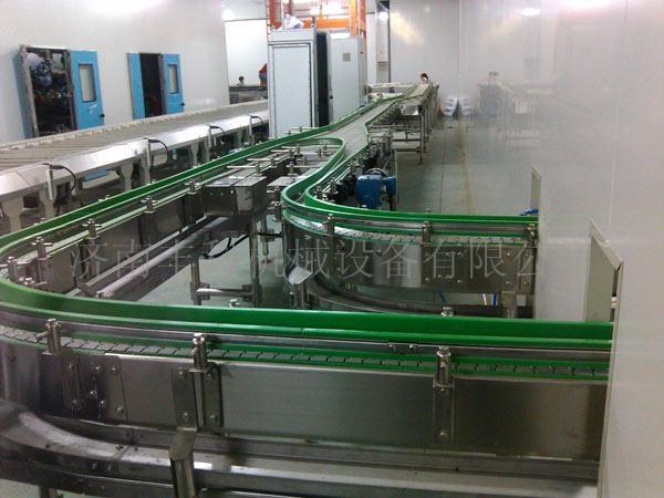 玻璃瓶大输液输送系统