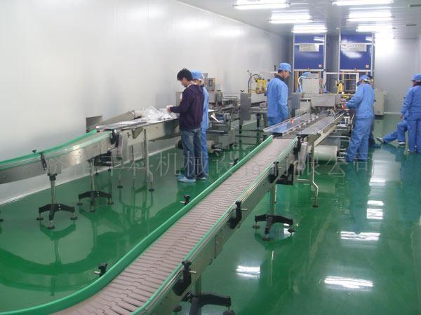 透析粉包装输送系统