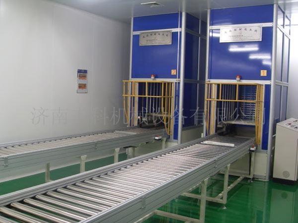 透析粉提升入库输送系统
