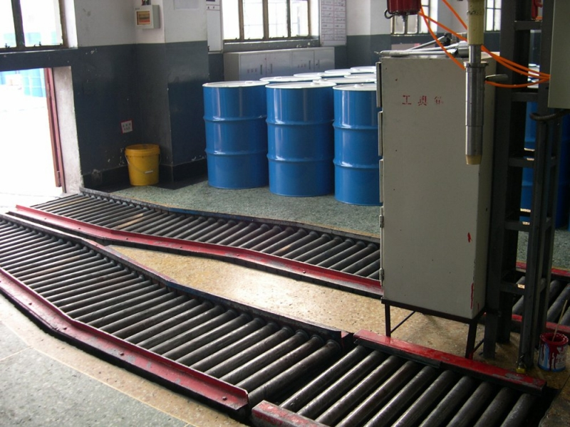 桶装物料防爆输送系统