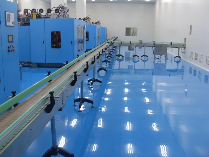 透析桶输送系统
